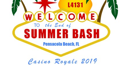 End of Summer Bash 2019 tickets