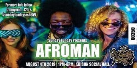 AFROMAN in Fresno CA tickets