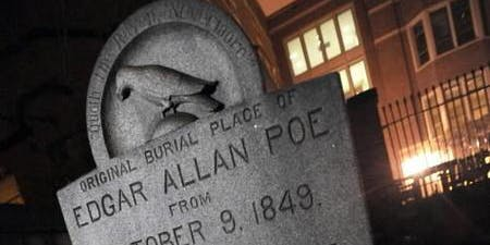 The Original Poe Grave Ghost Tour