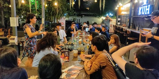 UX Happy Hour Bangkok - Aug 2019