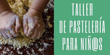 Taller De Pastelería Para Niñ@s Y Adolescentes  entradas