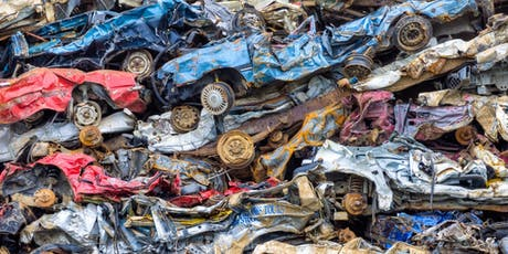 Learn the Art of Seeing: GARBAGE IN, ART OUT tickets