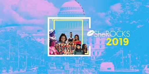 SheROCKS 2019