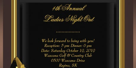 4th Annual Ladies Night Out tickets
