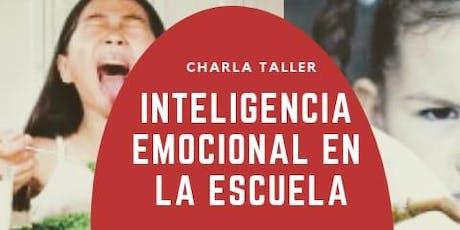 Inteligencia Emocional en la Escuela - Carlos Paz entradas