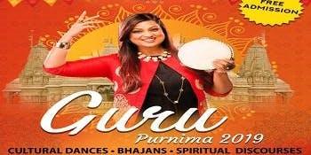 Grand Celebration - Guru Purnima 2019 (NY)