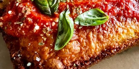 Detroit Style Pizza Pop-Up at Boston Pizza tickets