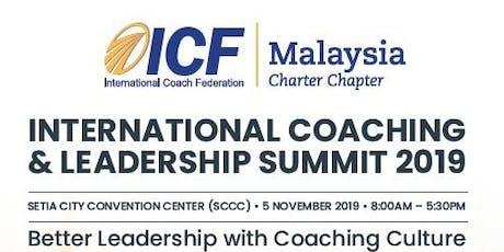 International Coaching & Leadership Summit 2019 tickets