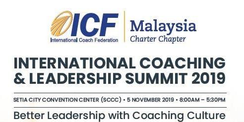 International Coaching & Leadership Summit 2019