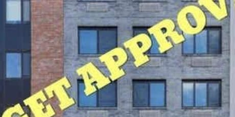 Nappy Happy Day -Do you want to buy a house with a credit score above580? tickets