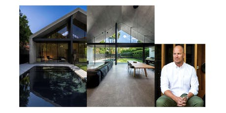 MCK Architects Principal Steve Koolloos speaking at Cosentino Showroom tickets