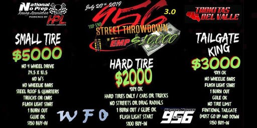 956 Street Throwdown 3.0