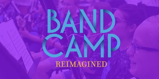 Middle School Band Camp Reimagined Concert