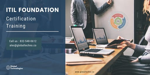 ITIL Certification Trainingin Roanoke, VA