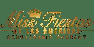 Miss Fiestas de las Americas Scholarship Pageant