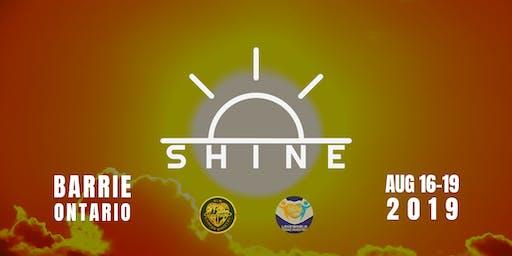 SHINE 2019 Youth Retreat