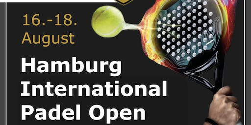 1. Hamburg International Padel Open