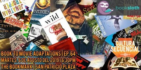 Book to Movie Adaptations | Ep. 64 tickets