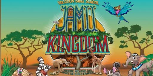 Jamii Kingdom VBS at All Nations SDA