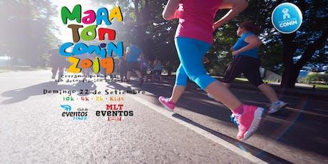 Maraton Conin 2019 entradas