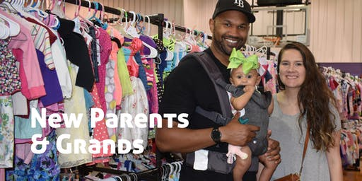 FREE First Time Parent & Grands!!  Anderson - Upstate Kids Consignment Sale