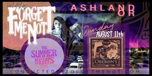 LIVE! Sunday 8/11/19 | CBFMN  @ Oberon's in Ashland | #TheSummerNightsTour