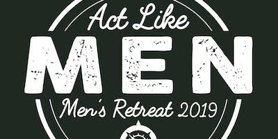 Act Like Men 2019