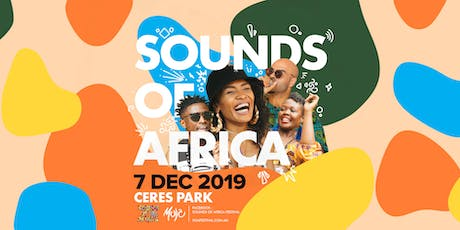 Sounds Of Africa Festival 2019 tickets
