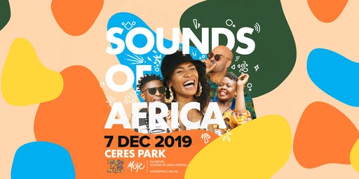 Sounds Of Africa Festival 2019