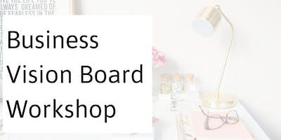 Business Vision Board Workshop