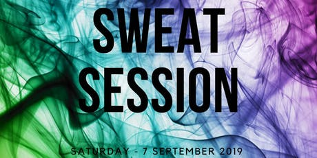 SWEAT Session tickets