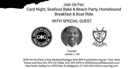 GPhiG SFI. - Founder Hill Birthday Weekend tickets