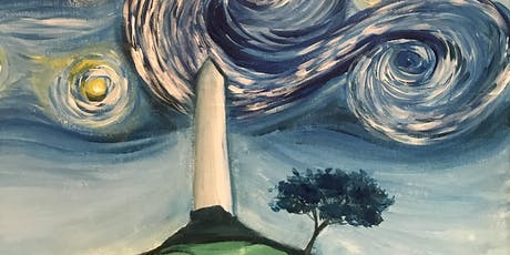 Chill & Paint Night @ Auckland City Hotel  -  Starry One Tree Hill tickets