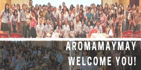 Oilsome Eexperience with AromaMayMay tickets
