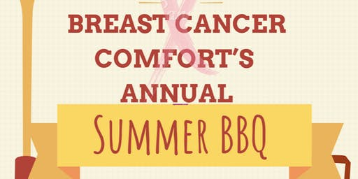 Summer BBQ with Breast Cancer Comfort!