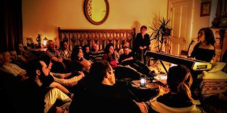 The Inglenook Sessions III  Featuring: Georgia Shine and Y.C.Liu tickets