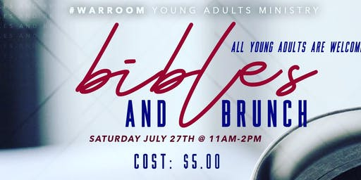 """Bibles & Brunch"" - Young Adults"