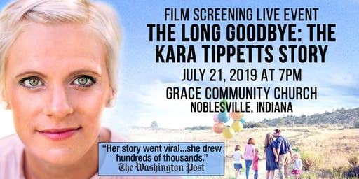 Film Screening! The Long Goodbye: The Kara Tippetts Story