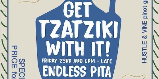 Get Tzatziki With It
