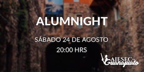ALUMNITE 20 Aniversario AIESEC en Guanajuato entradas