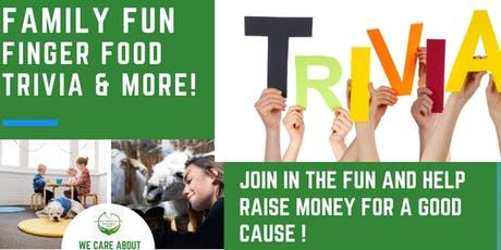 Family Fun Animal Trivia Charity Event tickets