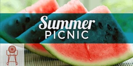 Fifth Annual UW CS Summer Picnic tickets