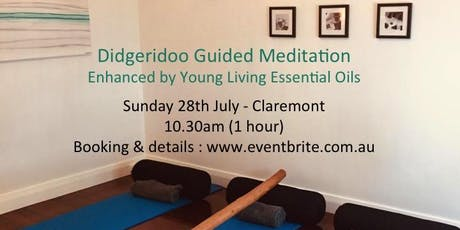 Didgeridoo Guided Meditation tickets