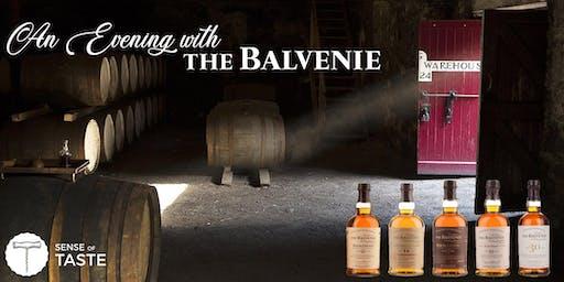 Balvenie Masterclass with Brand Ambassador Ross Blainey