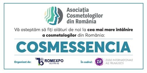 Cosmessencia cea mai mare intalnire a cosmetologilor din Romania