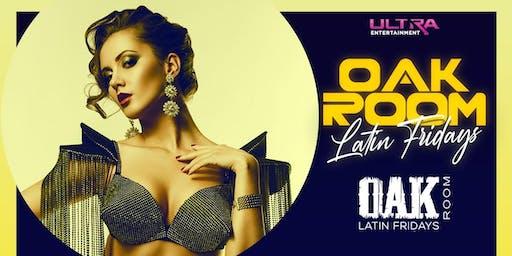 Oak Room Latin Fridays | DjCali & Djmp3 | 07.19.19