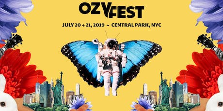 Ozy Fest 2019 tickets