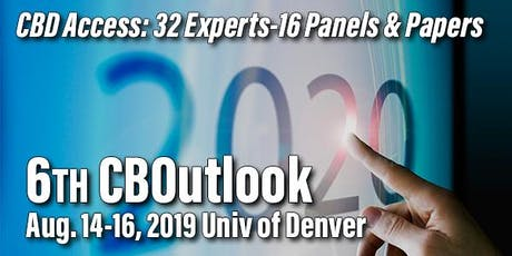 6th CBOutlook Conference/ DU-1090  tickets