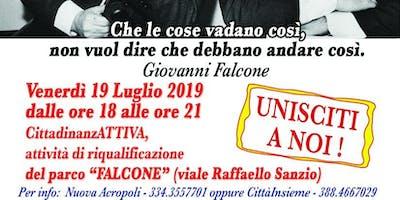 CAPACI X CAMBIARE III edizione: Riqualifichiamo il Parco Falcone