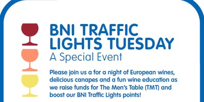 Traffic Light Tuesday - European Food & Wine Night